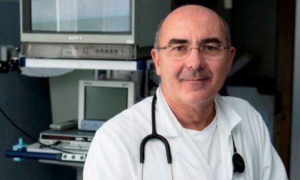 Pneumologia: il Dottor Giancarlo Bosio rientra in servizio per fronteggiare l'emergenza Covid