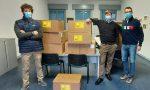 Giornata nel segno della solidarietà: donati quattrocento pacchi alimentari