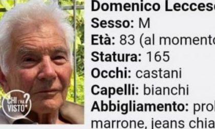 Scomparso da alcuni giorni, si cerca Domenico Leccese