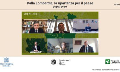 Smartland: il convegno per la ripartenza della Lombardia