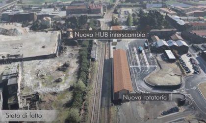 Crema: come saranno la Stazione Ferroviaria e il sottopasso VIDEO