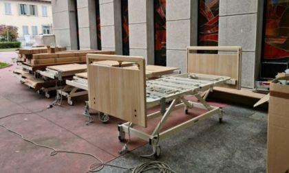 """Avviata la campagna solidale """"Dona un letto"""" alla Fondazione Ospedale Caimi Onlus"""