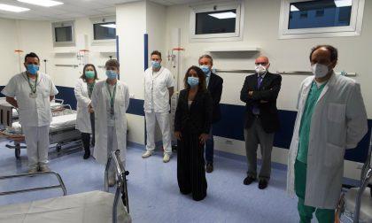 Ospedale di Cremona, presentato il nuovo Pronto Soccorso Covid