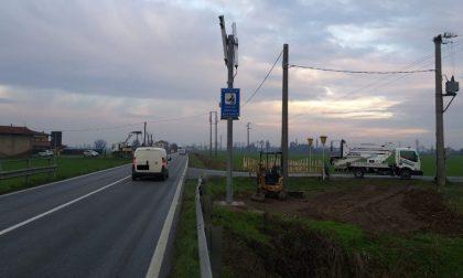 Nuovo autovelox sulla ex SS235 nel comune di Soncino: operativo dal 23 dicembre