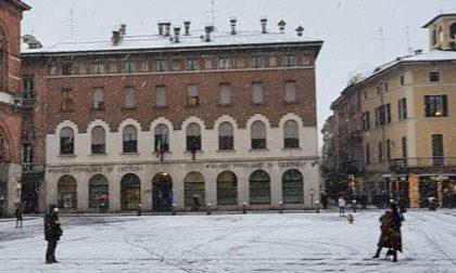 La prima neve di stagione a Cremona raccontata attraverso Instagram FOTO
