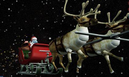 Dov'è Babbo Natale? E quando arriverà? Ecco in tempo reale dove si trova e quanti doni ha già consegnato…