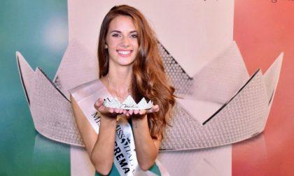 Miss Crema 2020 si è aggiudicata anche Miss Italia Lombardia