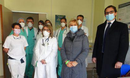 Il Rotary Club Cremona Po dona 3000 mascherine alla Pneumologia del Maggiore