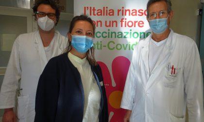 Vaccino anti Covid: a Cremona iniziate le seconde somministrazioni per i sanitari