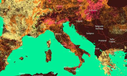 Provincia di Cremona, in 50 anni le temperature si sono alzate di oltre due gradi