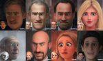 Personaggi famosi di Cremona: come sarebbero in versione cartoon