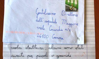 """""""Caro direttore ti scrivo"""": la lettera (commovente) dei bambini del Boschetto inviata al Maggiore di Cremona"""