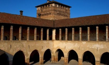 """Pandino con il Castello Visconteo partecipa a """"Castelli, palazzi e borghi medievali"""""""