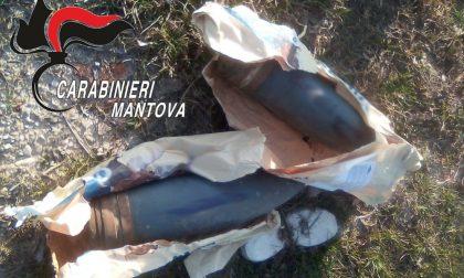 Genio Guastatori di Cremona fa esplodere due bombe della seconda guerra mondiale