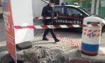 Con un trattore rubato tentano la rapina ma vengono interrotti dai Carabinieri