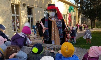 Re Carnevale è arrivato nelle scuole.. e i bambini non potevano essere più felici