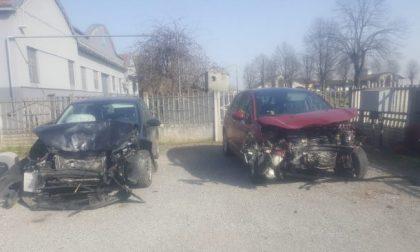 Terribile frontale a Pandino: coinvolti tre bambini, grave una 11enne