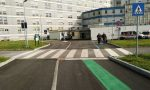 """Vaccinazioni anticovid, all'ospedale di Cremona basta """"seguire la linea verde"""""""