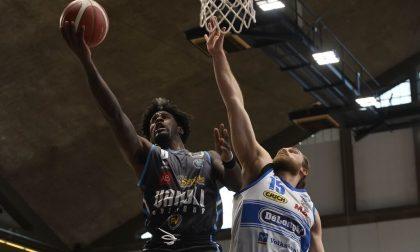 La Vanoli Cremona beffata al Palaradi: Treviso vince 85-86