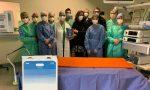 Solidarietà del Rotary Club Pandino Visconteoal reparto di Gastroenterologia di Cremona