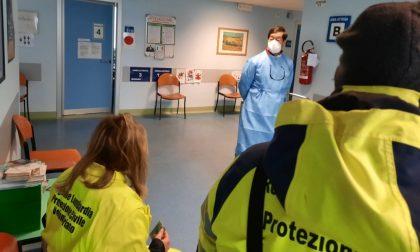 A Cremona iniziate le operazioni di vaccinazione dei Volontari di Protezione Civile