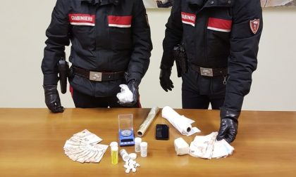 Spaccia cocaina tra il cremasco e la bergamasca: pusher marocchino arrestato