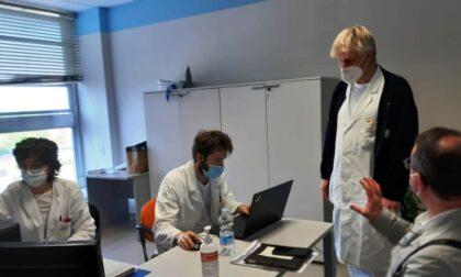 Prosegue la sperimentazione del vaccino italiano ReiThera: a Cremona inoculate la seconde dosi