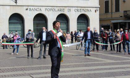 25 aprile 2021, Festa della Liberazione: le foto delle celebrazioni a Cremona