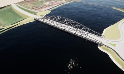 Avanza l'iter progettuale per il nuovo ponte di Isola Dovarese