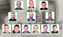 Dallo stracotto d'asino alle auto di lusso rubate: 12 arrestati
