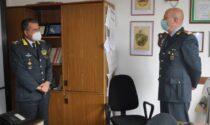 Il comandante regionale della Guardia di Finanza in visita al comando provinciale di Cremona