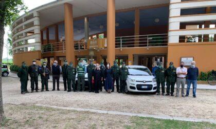 Debutta l'Ente Organizzatore del servizio divigilanzaecologicavolontaria del PLIS del Po e del Morbasco