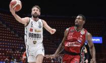 Niente play-off per la Vanoli Cremona, al Filaforum passa Armani 74-66