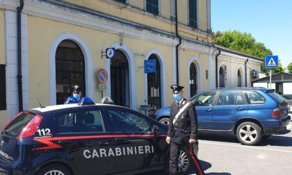 Preso piromane, aveva appiccato il fuoconel deposito della Stazione di Piadena Drizzona