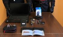 Numerosi furti e rapine, ma anche minacce di morte: arrestato 17enne di Soresina