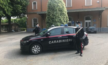 Ladro di biciclette riconosciuto dai carabinieri in stazione