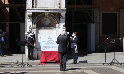 """Mattarella a Cremona, il sindaco Galimberti: """"La sua presenza è fonte di gioia per me, la città e la provincia"""""""