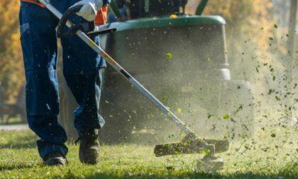 A Cremona iniziati gli sfalci dell'erba, in meno di un mese gli interventi saranno conclusi