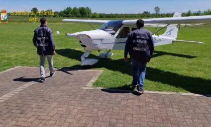 Contrabbando, sequestrati 17 aerei privati: coinvolta anche la provincia di Cremona
