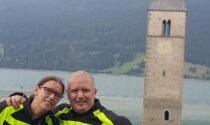Schianto in moto: muoiono insieme padre e figlia