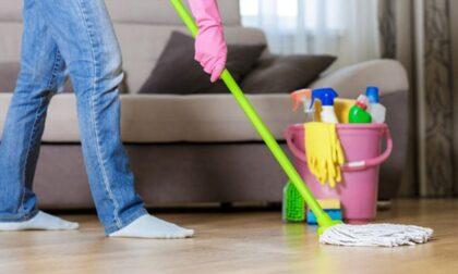 Cremona terza provincia in Italia per l'attenzione verso le pulizie di casa