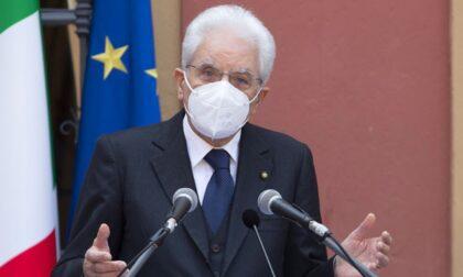 Il Presidente della Repubblica Sergio Mattarella a Cremona il 25 maggio