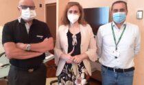 Nuovo Direttore per il Pronto Soccorso dell'Oglio Po: primo giorno di lavoro per Antonella Capelli