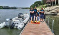 Motonautica Associazione Cremona: i 5 piloti della squadra corse pronti a dare spettacolo sul Po
