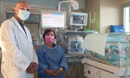 Due apparecchiature in dono alla neonatologia dell'Ospedale di Cremona