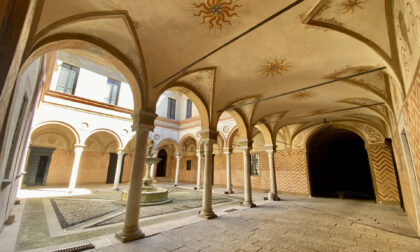 Apre per la prima volta in esclusiva Palazzo Guazzoni Zaccaria