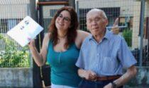 Luigi a 91 anni è pronto per la patente. Ma gli haters non perdonano