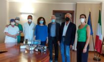Rotary Club Crema dona 20 saturimetri per i pazienti Covid