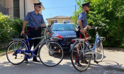 Denunciati giovani ladri di biciclette, uno non ha neanche 18 anni