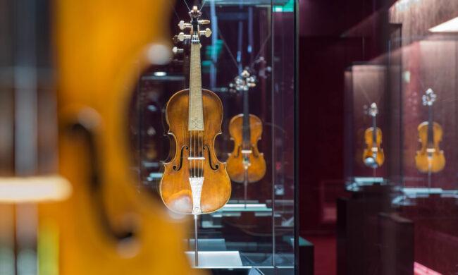 I violini di vivaldi